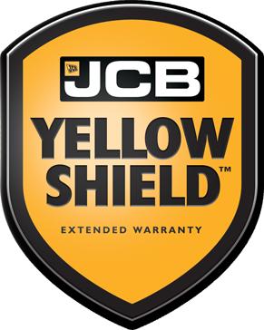 JCB Yellow Shield