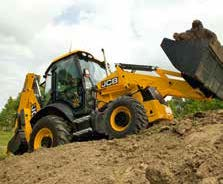 JCB Backhoe Loaders