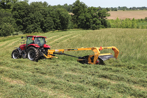 Vermeer Mower Conditioners