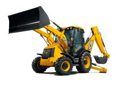 Rent JCB Backhoes