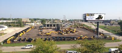 Construction Equipment Sales, Service & Parts in Milwaukee, WI